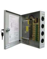 Adaptor 10A Box (9Ch) 12V Super