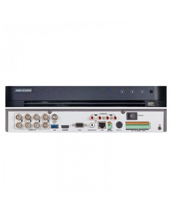 DVR 8 Channel HIKVISION DS-7208HUHI-K1/UHK Turbo HD DVR