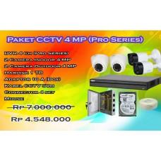 Paket CCTV Dahua Pro 4ch  upto 8mp (Flash Sale November)
