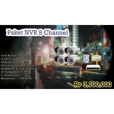 [Paket] NVR 8 Channel (November Sale)