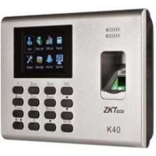 ZKTeco K40 /  MP340 Biometrik Time Attandance & Access Control Door