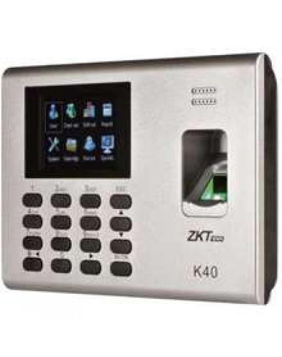 ZKTeco K40 /  MP340 Biometrik Time Attandance & Access Control Door