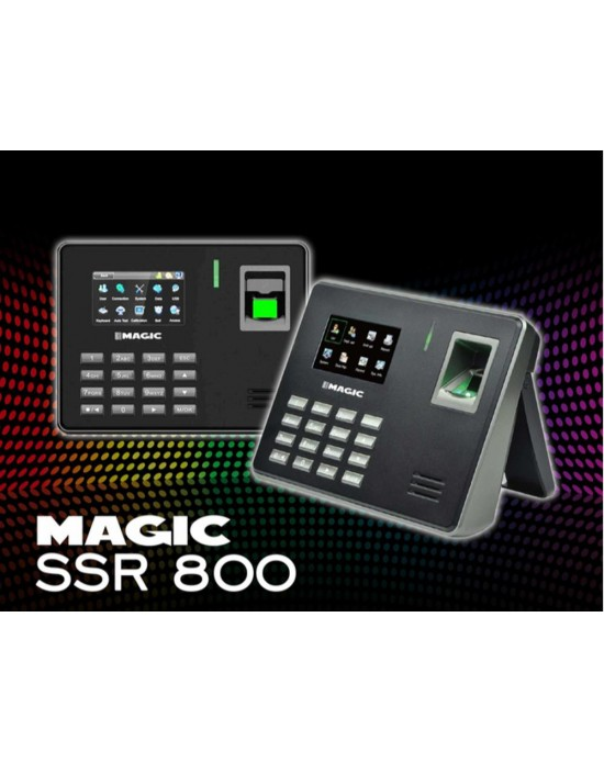 ZKTEco XL MAGIC SSR800 / LX16 Biometrik
